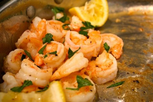 Sauteed Shrimp. | Fish To Try | Pinterest