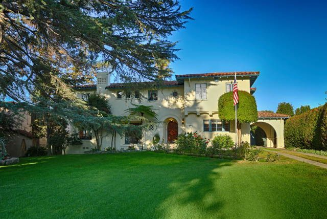 Historic Properties for Sale - 1932 Spanish Colonial Revival - Glendale, California