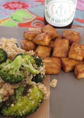 Honey-Soy Sauce Baked Tofu, Go To www.likegossip.com to get more ...