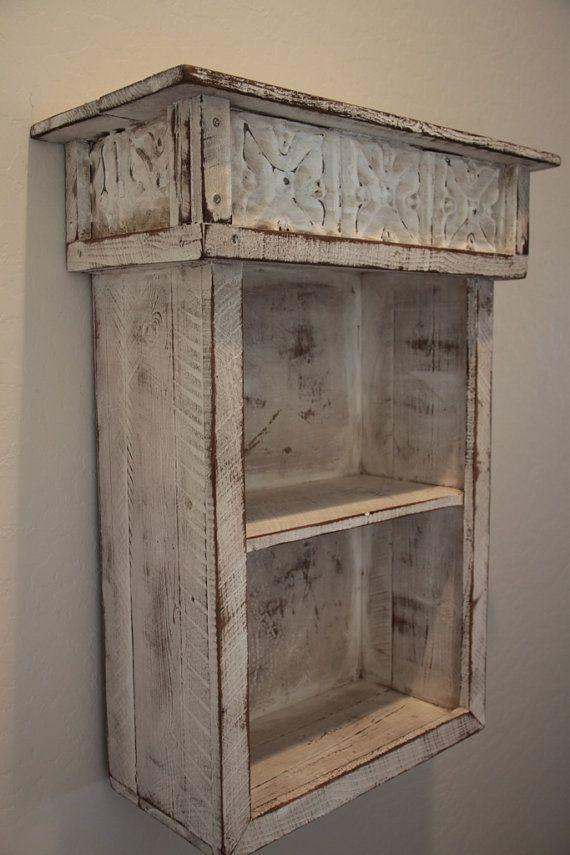 RusticPrimitive Bookcases