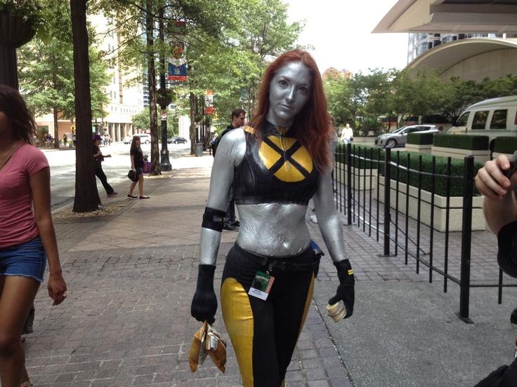 Mercury  X-Men CosplayX Men Mercury