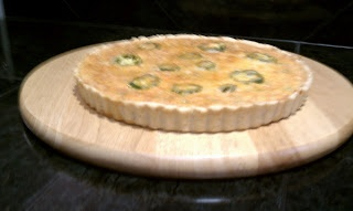 Jalapeno Popper Quiche | Recipes - Breakfast | Pinterest