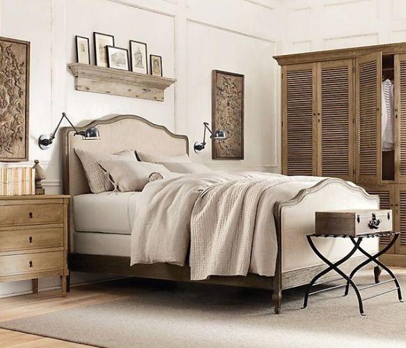 Vintage rustic bedroom Sweet slumber Pinterest