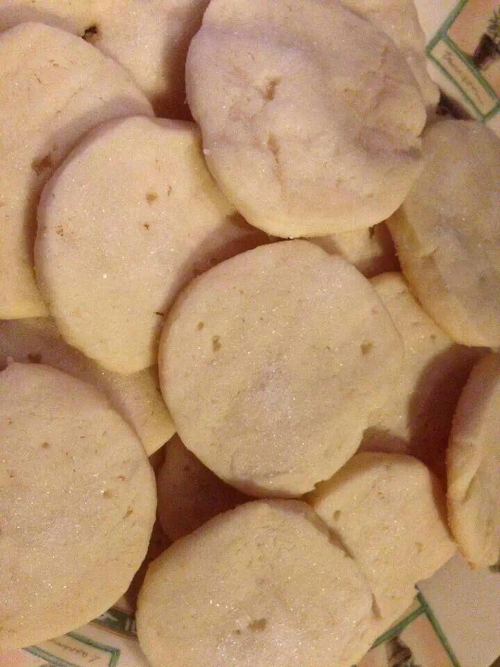 Cream cheese sugar cookies | Cookie crumbles | Pinterest