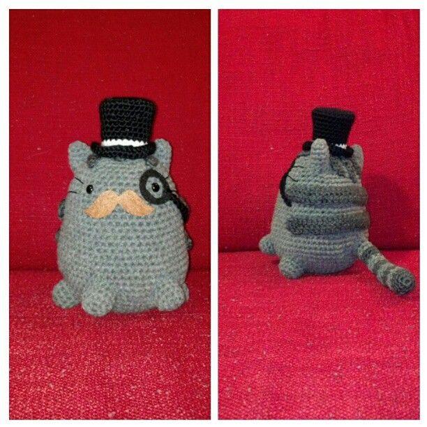 Amigurumi De Pusheen : Pusheen amigurumi Crafts: Crochet Amigurumi Pinterest