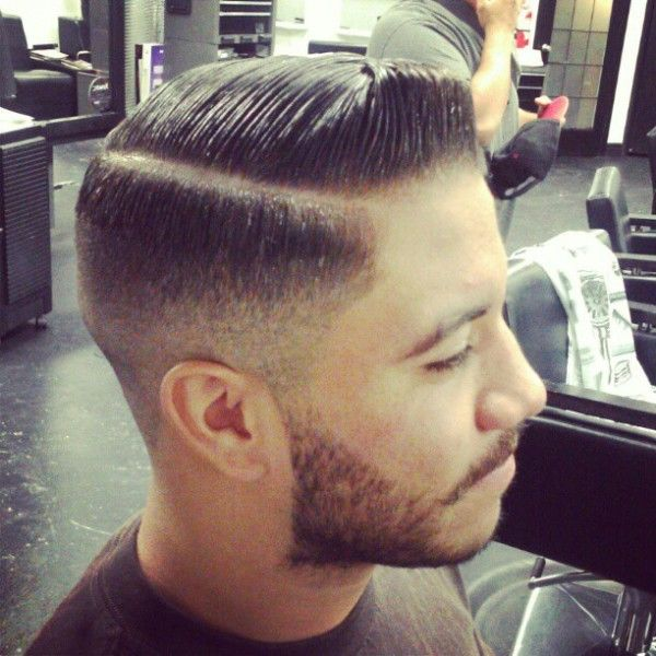 cocktail party hairstyles : Very clean cut. Mens Short Haircuts Pinterest