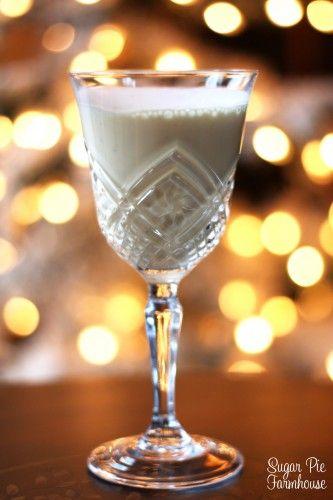 Christmas eggnog #Christmas | Christmas | Pinterest
