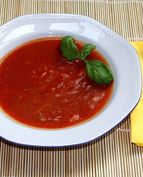 Easy Tomato Soup | Recipes to try | Pinterest