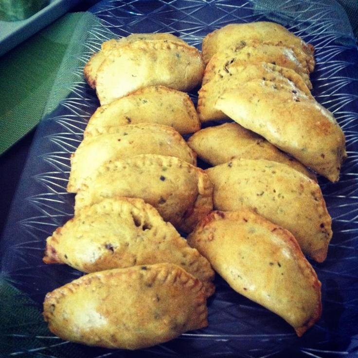Spicy Curry Chicken Empanadas | Spicy Eats | Pinterest