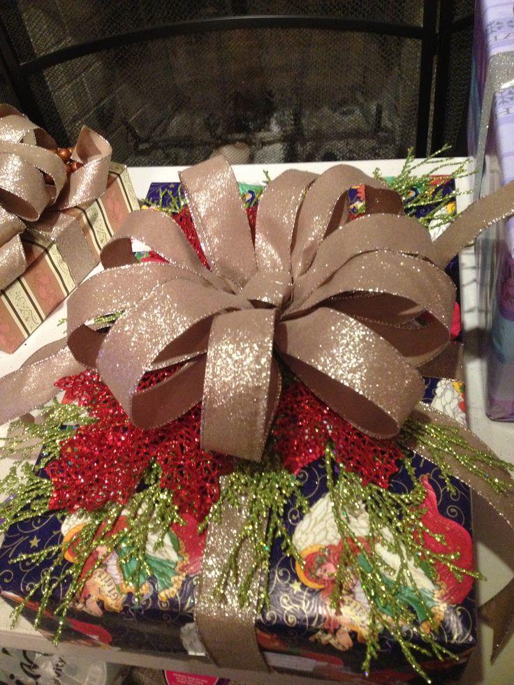 Christmas gifts christmas gift wrapping pinterest