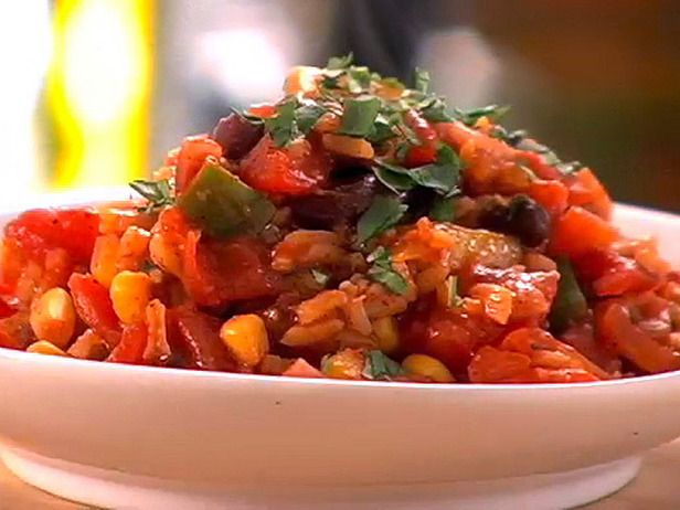 bacon, corn, diced tomatoes and spices to Sandra's Zesty Rice Salad ...