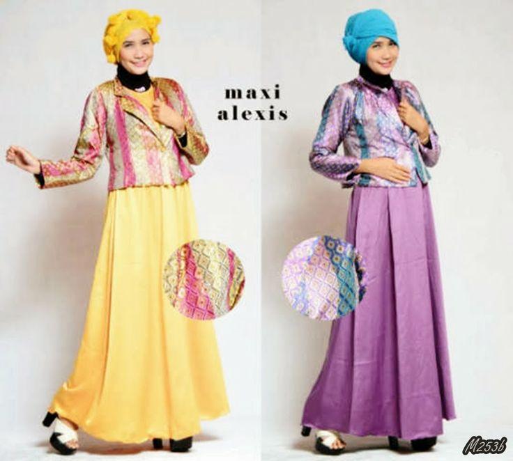 Pin By Kampungdigital On Busana Muslim Gamis Pinterest