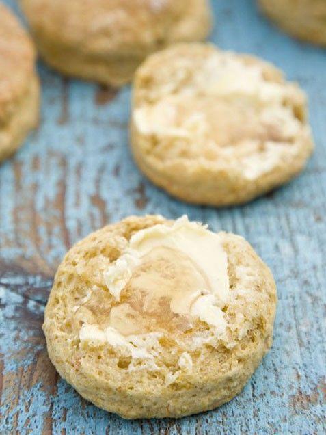 Sweet Potato Scones | Quick/Yeast Breads | Pinterest