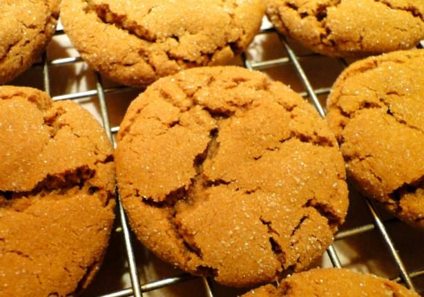 Soft Molasses Cookies | Recipe