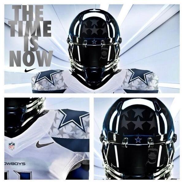 Dallas cowboys concept uniform dallas cowboys football - Dallas cowboys concept helmet ...
