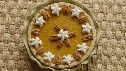 ... show last fall. One in the oven now. Sweet Potato Pie I Allrecipes.com
