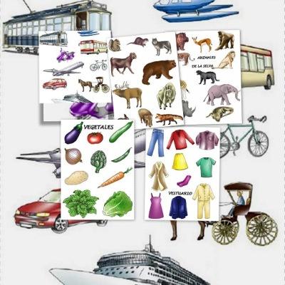 Os dejamos estasfantásticasláminas de bits en diferentescategorías: Frutas, verduras, alimentación, animales, transporte, colores…. ¡Hasta un 70% en tratamientos de belleza y estética!...