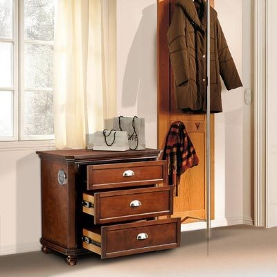 new chelsea cabinet vault valore safe traditional night stand gun