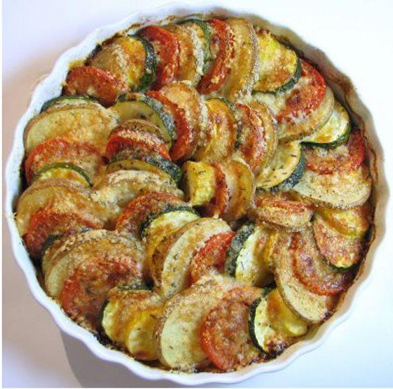 vegetable tian | Dinner/entrees | Pinterest