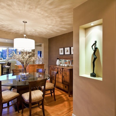 single sculpture wall niche decorating ideas pinterest