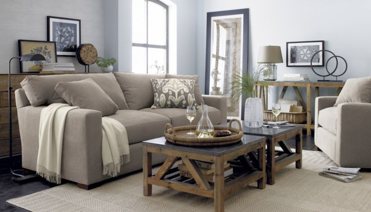 Crate And Barrel Living Room Ideas | Home Design Ideas