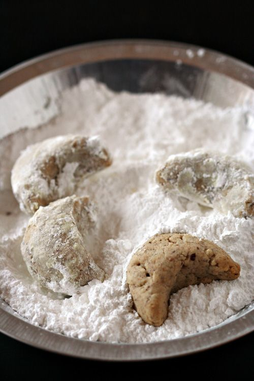 Cardamom Crescents | Sweet | Pinterest