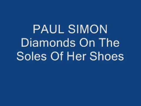 Paul Simon- Diamonds On The Soles Of Her Shoes, from the album
