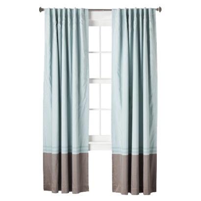 Target curtains for nursery nurseries pinterest - Kitchen curtains target ...