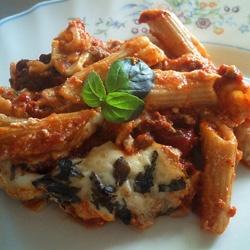 Baked Ziti III | lilia food | Pinterest