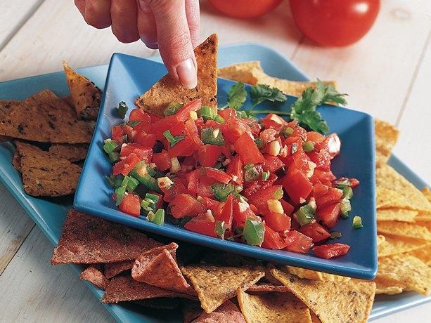 Fresh Tomato Salsa | Recipe