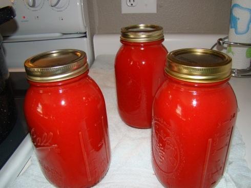 Homemade Tomato Juice | Recipes | Pinterest