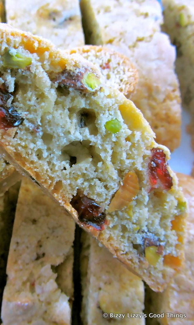 pistachio and cranberry biscotti | Recipes to Make (Fall-Winter) | Pi ...