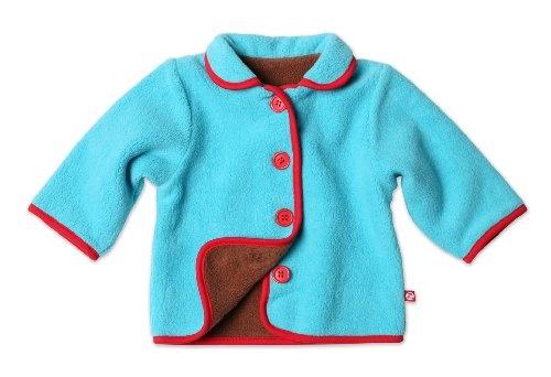 Zutano Cozie Reverse Barn Jacket