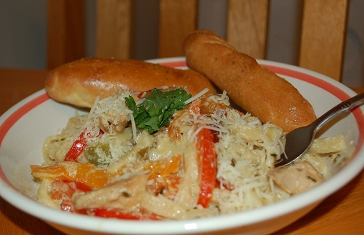 chicken tequila fettuccine | APPETITE FOR DESTRUCTION | Pinterest