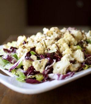 Roasted Cauliflower and Radicchio Salad | azcentral.com Favorite Reci ...