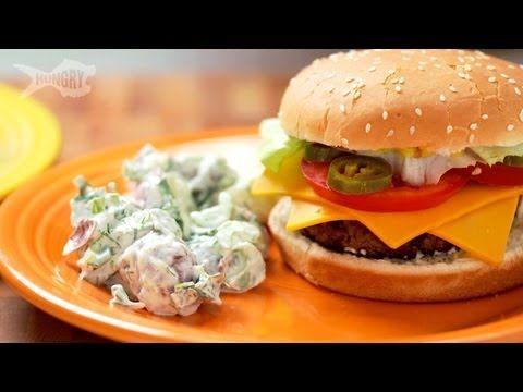 memorial day burger menu