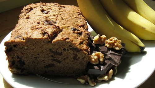 Low Fat Banana Nut Bread Recipe http://easybananarecipes.com/low-fat ...