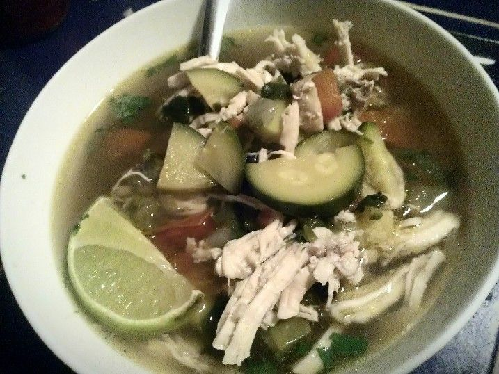 chicken avocado soup | soups, stews, chowders, and choups | Pinterest