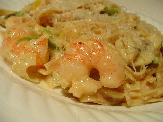 Cajun Shrimp Spaghetti with Cream Sauce | Family Food-Something All ...