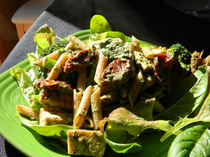 Nettles and Nooch Pesto Pasta | Nettles for health | Pinterest