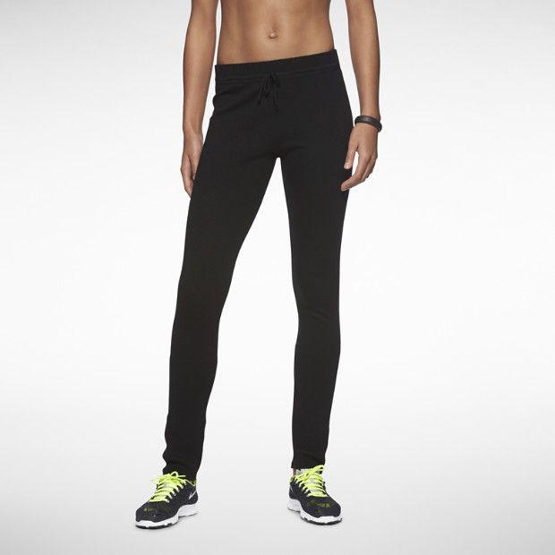 Perfect Nike Women39s DriFit Knit Training Pants  EBay