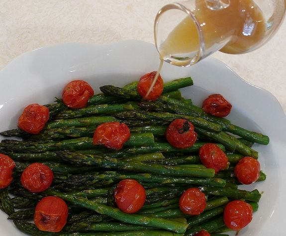 More like this: roasted asparagus , asparagus and dressings .