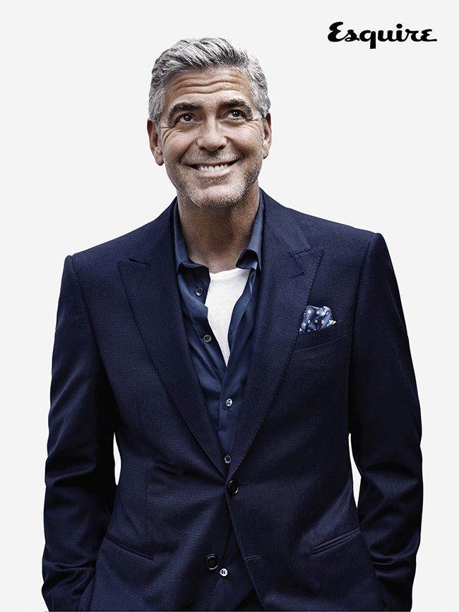 George Clooney in Gior...