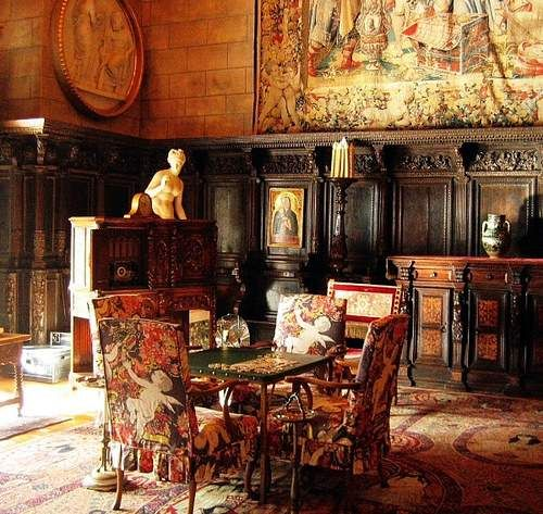 Castle Interior Design Beauteous Design Decoration