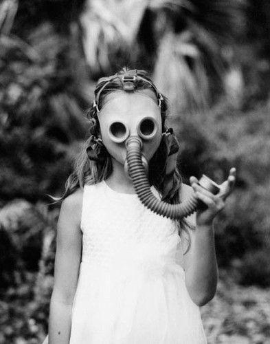 Masque - Gaz - Fille