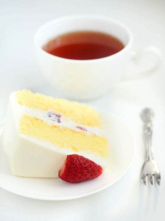 ... : Singapore Home Cooking: Japanese Strawberry Shortcake (Again
