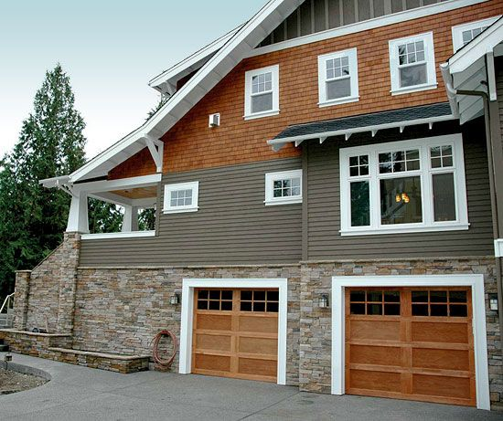 Pin by holly s on dream home other pinterest for Arts and crafts garage plans