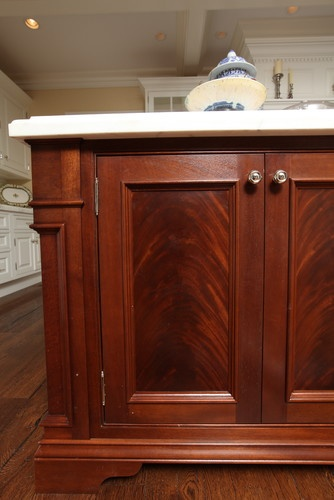 Kitchen Traditional Kitchen Cabinet Face Decorating French Country
