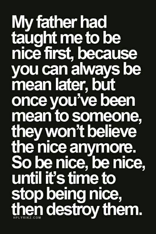 How To Stop Being A Nice Girl & Make Any Man Want You ...