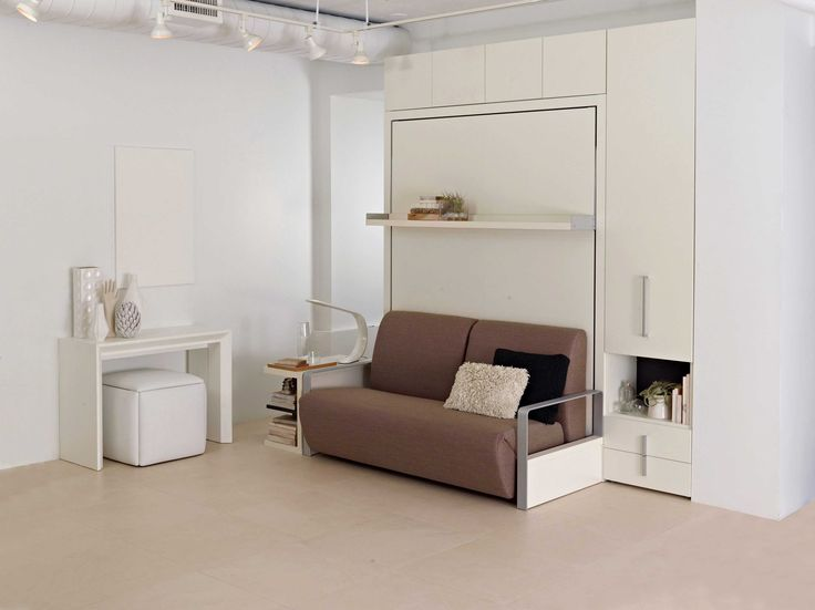 Queen Space Saving Beds Small Spaces Pinterest